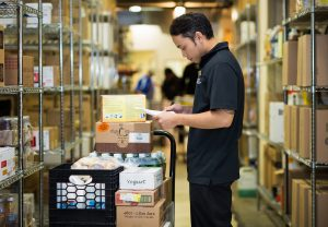 Ensure correct items are delivered and of expected quality